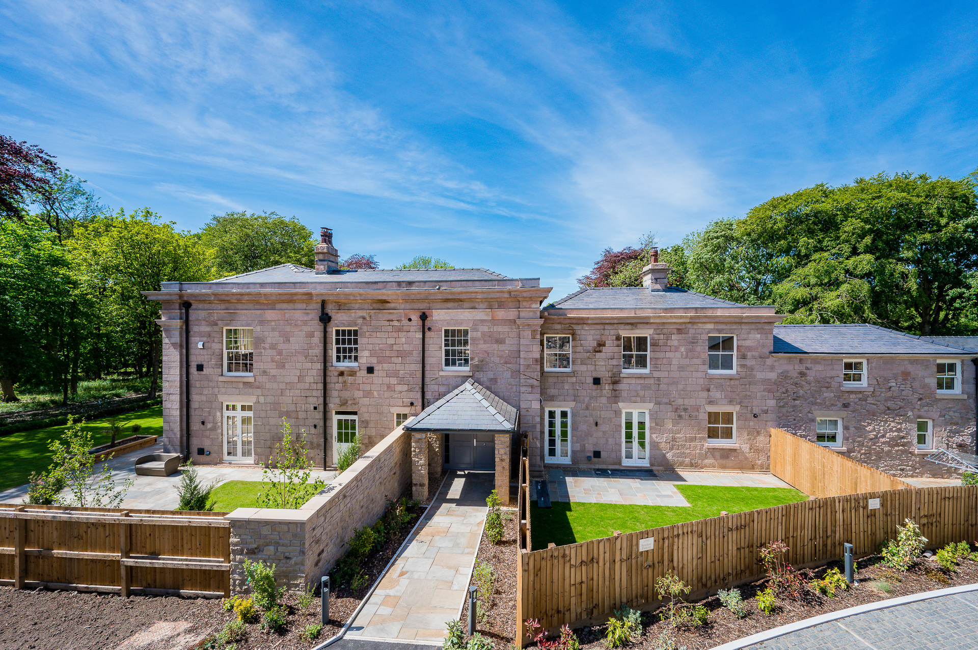 Withnell Hall Brindle Homes